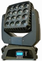"LED Moving Matrix ""4x4"" 16x15W OSRAM 4in1 RGBW"